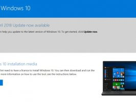 Windows Update Assistant Web Page
